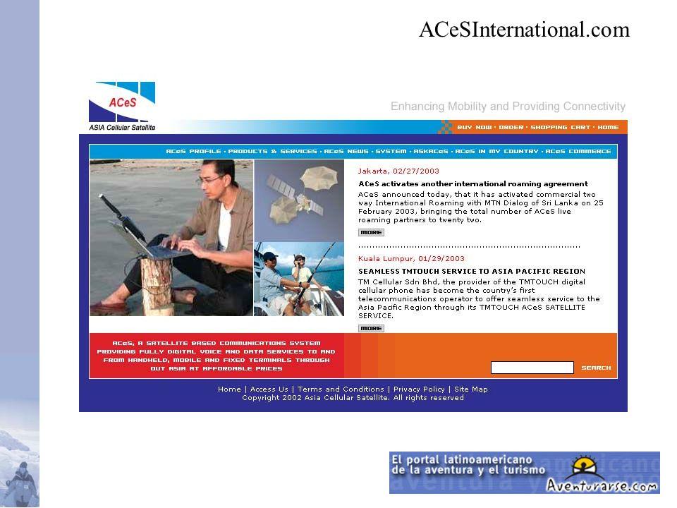 ACeSInternational.com