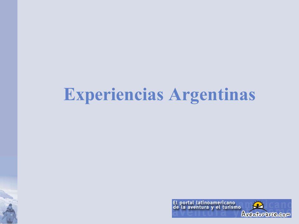 Experiencias Argentinas