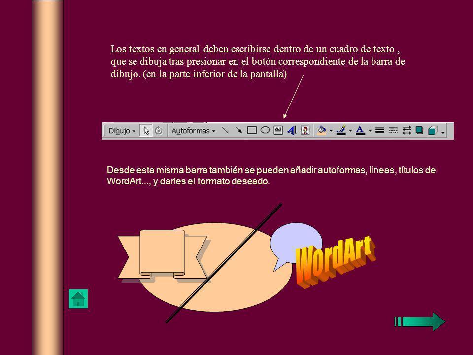 En el menú Formato \ Fondo, se puede escoger entre múltiples colores de la paleta o Efectos de relleno donde se pueden crear degradados (como puedes ver a la izquierda de esta diapositiva), escoger texturas ya elaboradas o poner una imagen de fondo.