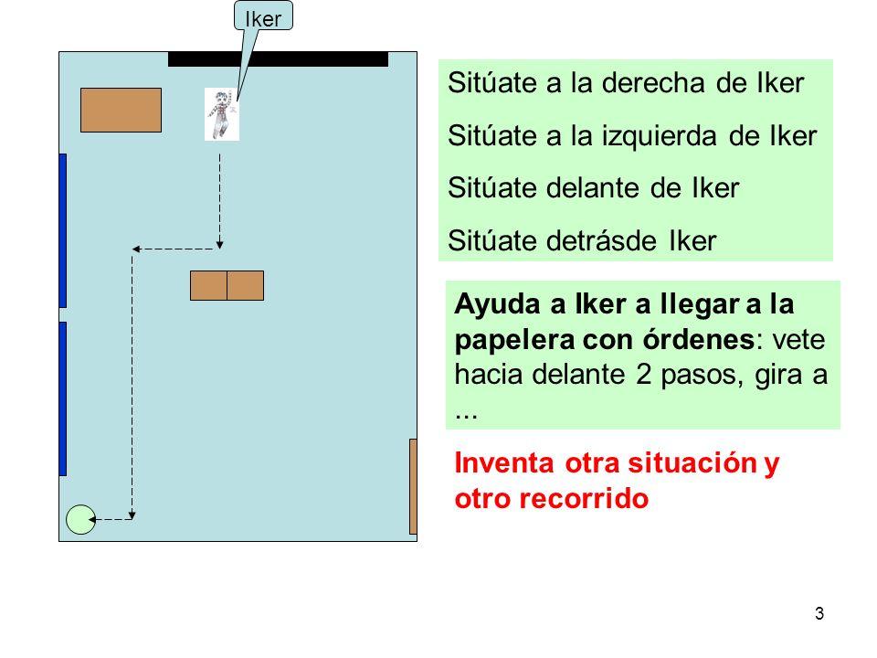 4 http://www.sectormatematica.cl/educbasica.htm La pata coja ReneJuanPedroTitoDavid El primero de la fila es _______________ El último de la fila es ______________ Después de Juan está ____________ Después de Tito está _____________ Antes de Juan está ____________