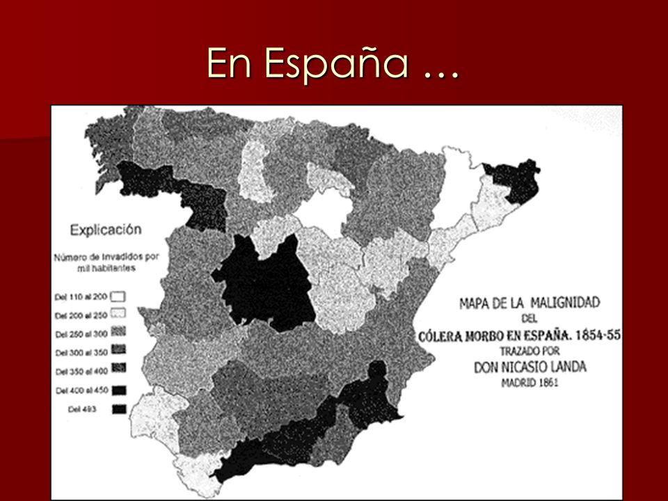 En España …
