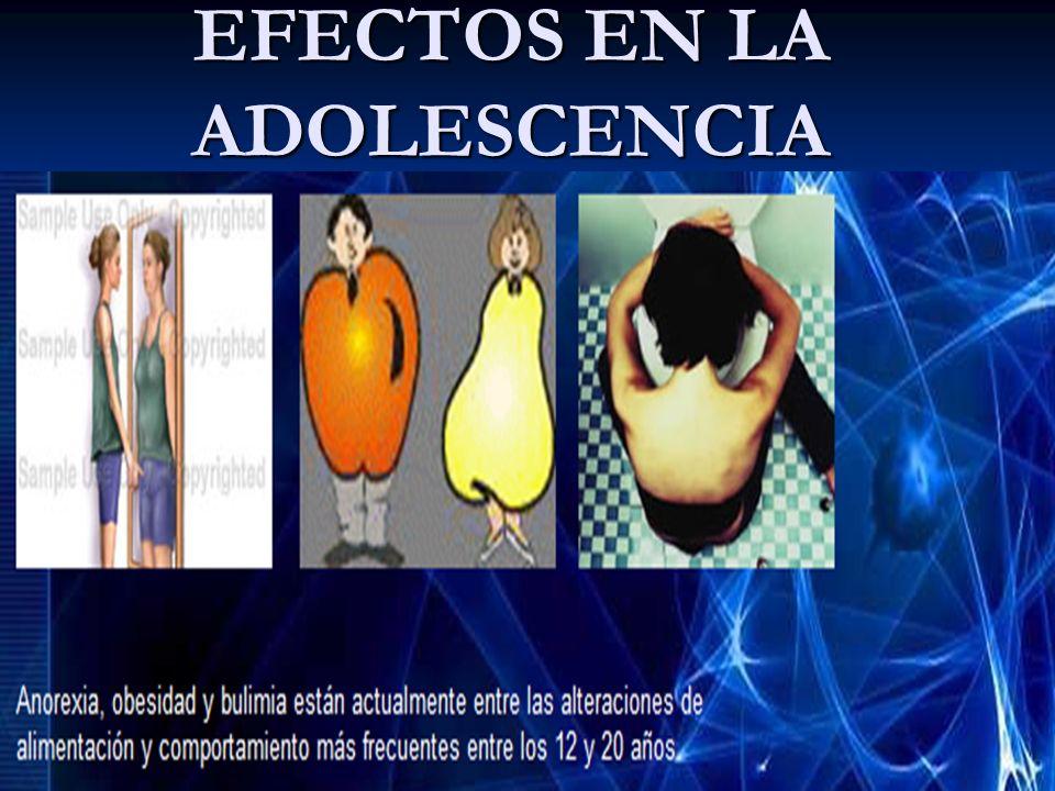 Hay 3 Trastornos alimentarios: ANOREXIA NERVIOSA, BULIMIA NERVIOSA y TRASTORNO POR ATRACÓN.