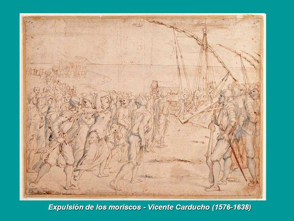 Expulsión de los moriscos - Vicente Carducho (1576-1638)