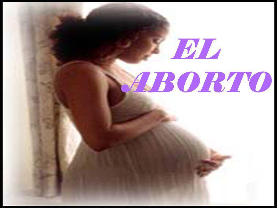 Existen potentes fármacos que se administran para provocar violentas contracciones en el útero con objeto de expulsar al bebé prematuramente y causarle la muerte.