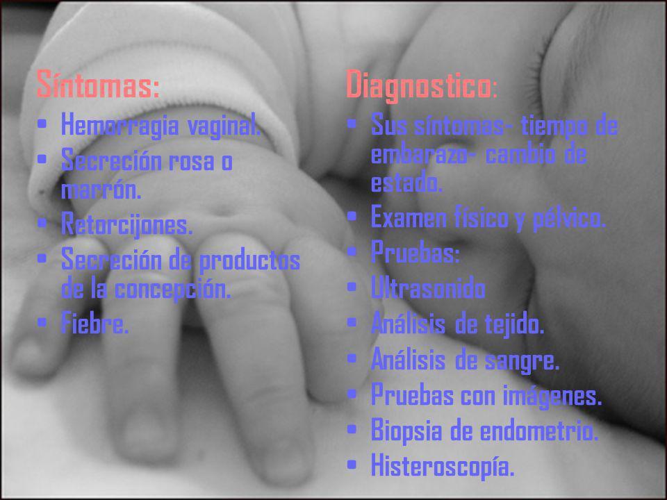 Existen potentes fármacos que se administran para provocar violentas contracciones en el útero con objeto de expulsar al bebé prematuramente y causarl