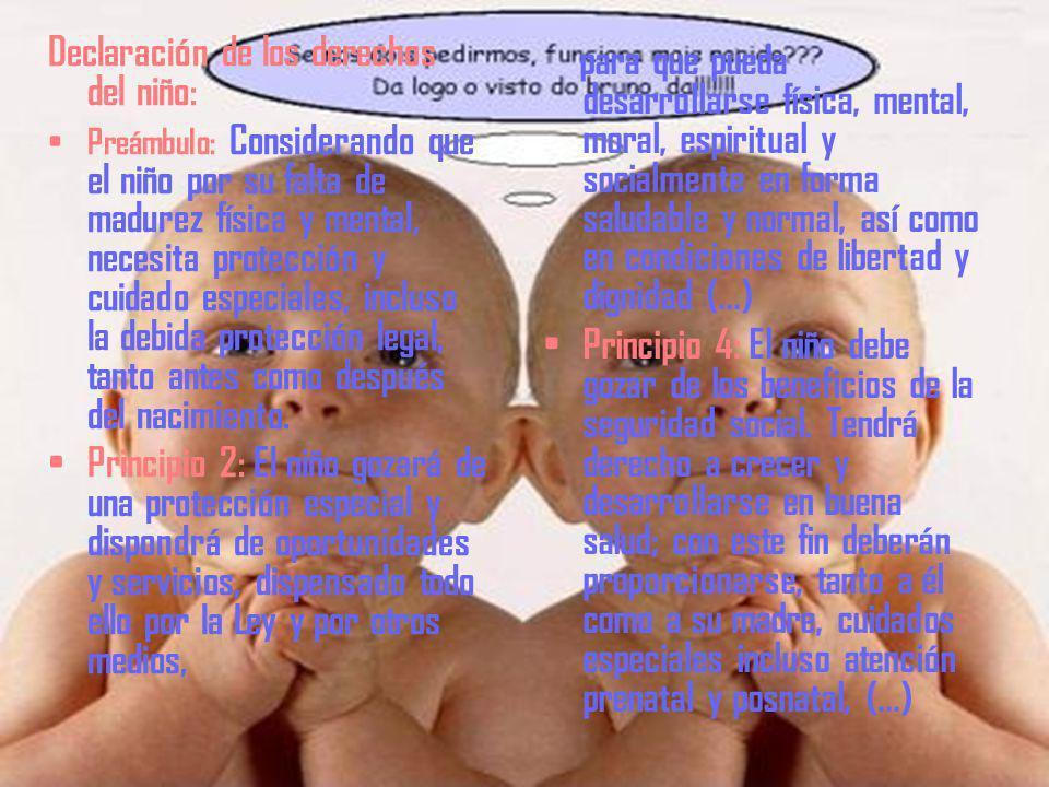 DECLARACIONES RELACIONADOS CON LOS DERECHOS DE LA VIDA Declaración de los derechos humanos: Artículo 3: Todo individuo tiene derecho a la vida, a la l