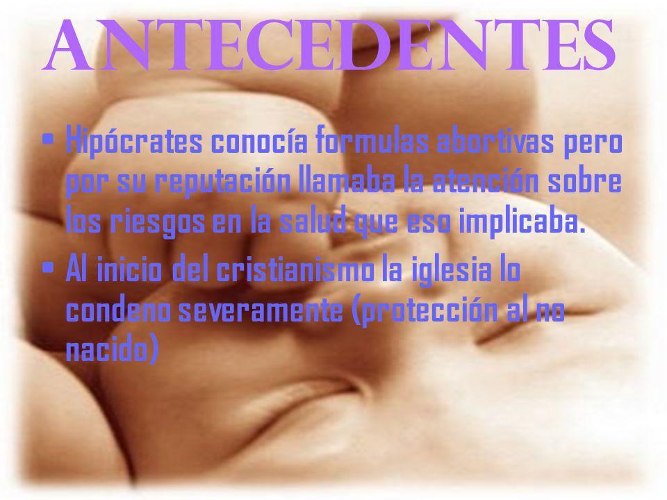 La Iglesia: En toda discusión ética sobre el aborto nace una pregunta principal: ¿Cuándo comienza la vida humana en el desarrollo embrionario?.