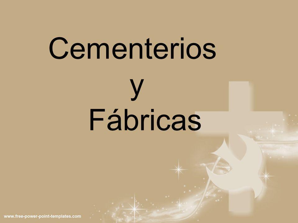 Cementerios y Fábricas
