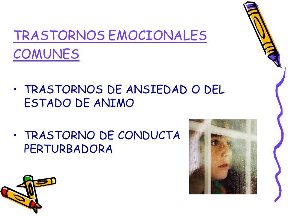 TRASTORNOS DE CONDUCTA PERTURBADORA TRASTORNO NEGATIVISTA DESAFIANTE (TND) PATRON DE CONDUCTA, PERSISTENTE EN LA NIÑEZ INTERMEDIA, MARCADO POR EL NEGATIVISMO, LA HOSTILIDAD Y EL DESAFIO.