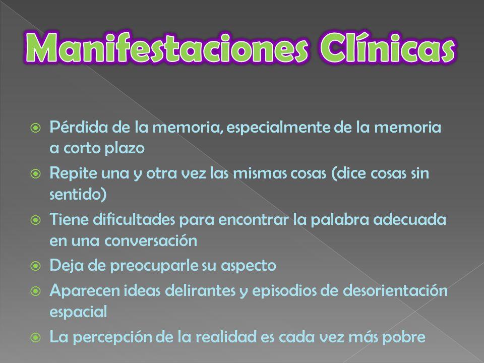 Electroencefalograma: sólo si existe historia de convulsiones, pérdida de consciencia, episodios de confusión o deterioro clínico rápido.
