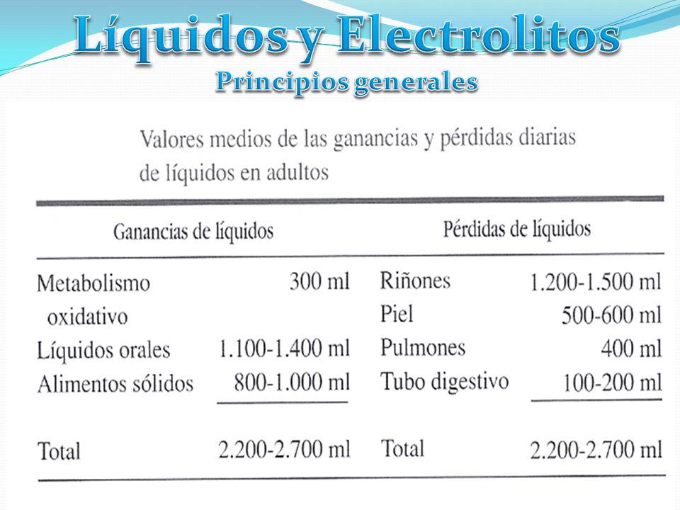 COMPOSICION DE LIQUIDOS CORPORALES Soluciones acuosas diluidas sustancias disueltas (solutos) I.El agua es el componente mayoritario del cuerpo humano.