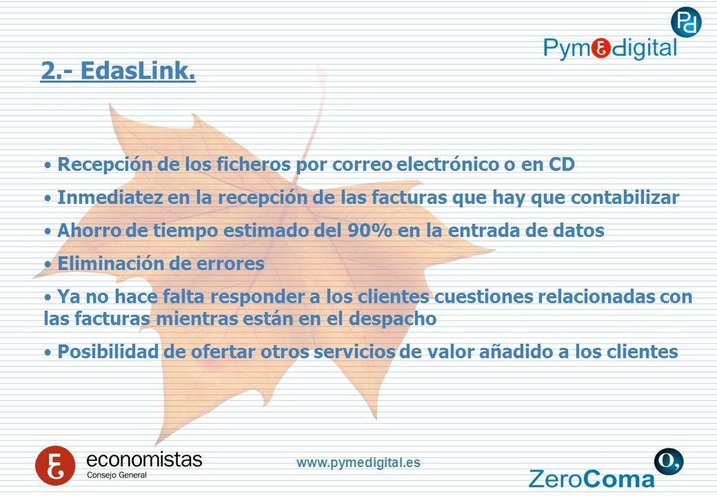 www.pymedigital.es 2.- EdasLink.