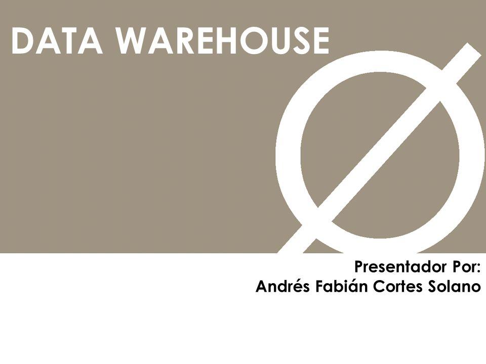 TEMARIO 1.¿Qué es Data Warehouse. 2.
