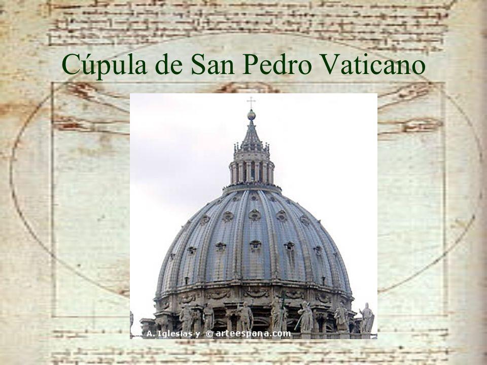 Cúpula de San Pedro Vaticano