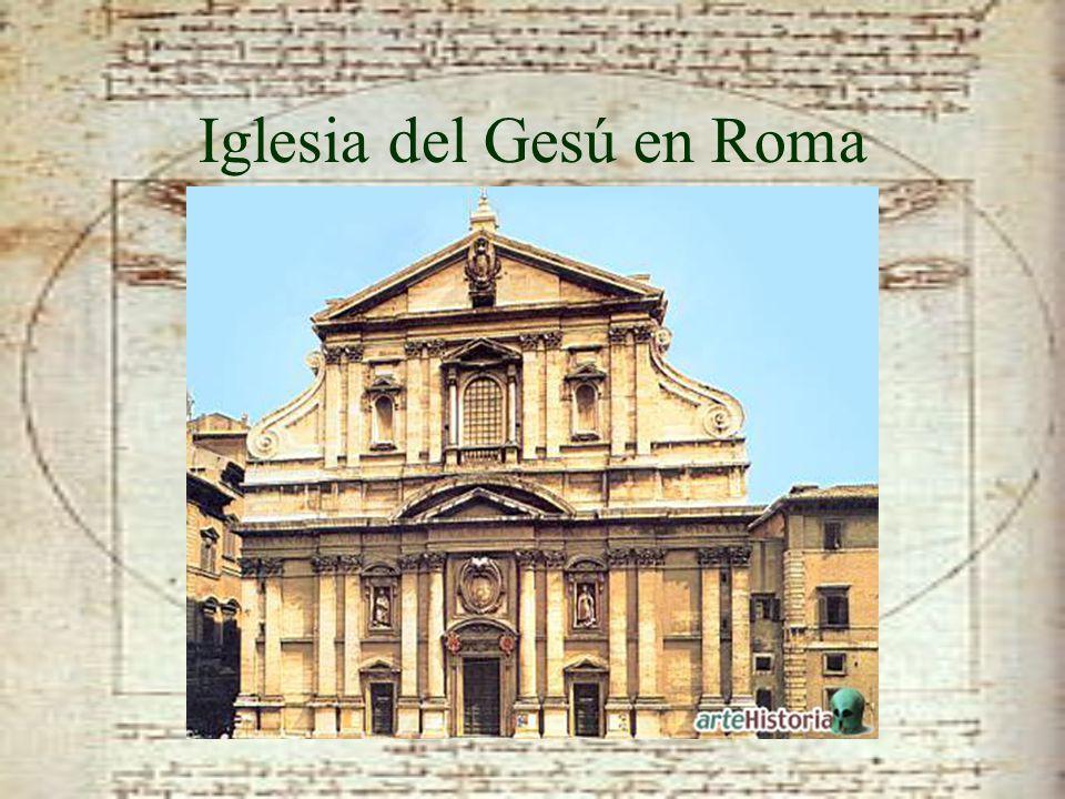 Iglesia del Gesú en Roma