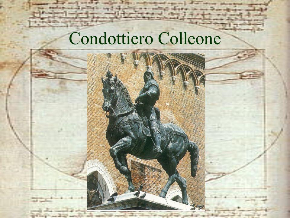 Condottiero Colleone
