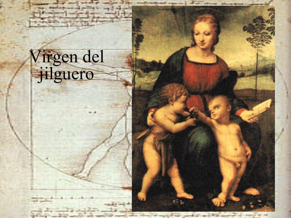 Virgen del jilguero