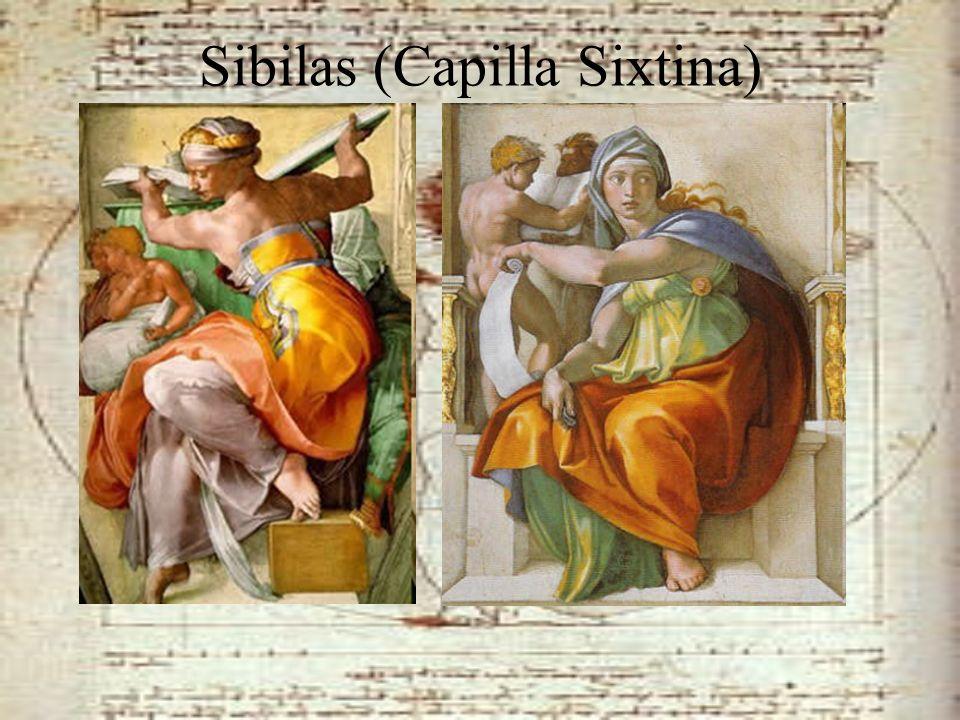 Sibilas (Capilla Sixtina)