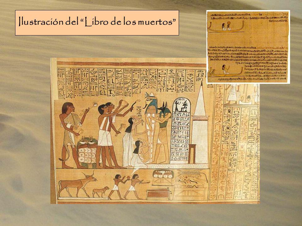 Ilustración del Libro de los muertos