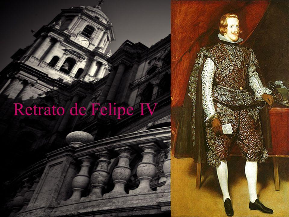 Retrato de Felipe IV