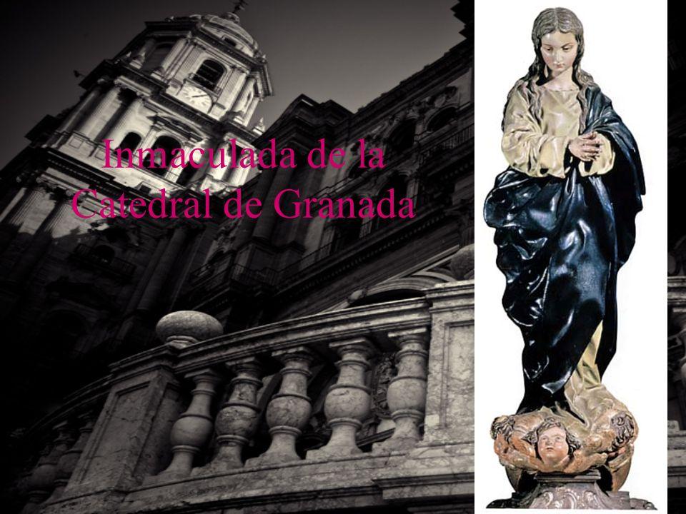 Inmaculada de la Catedral de Granada