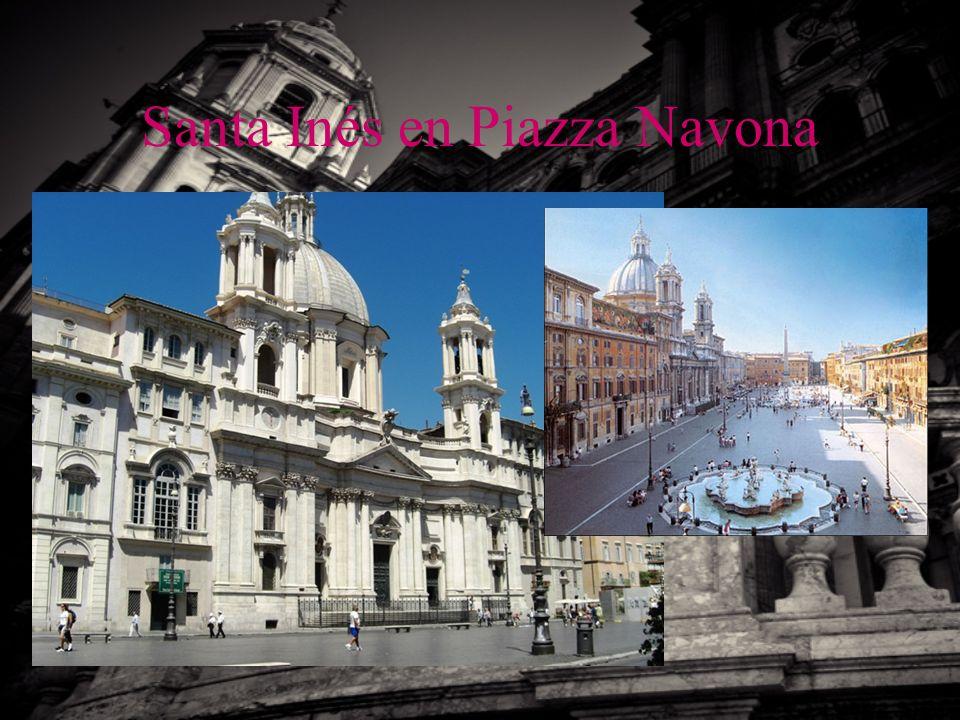 Santa Inés en Piazza Navona