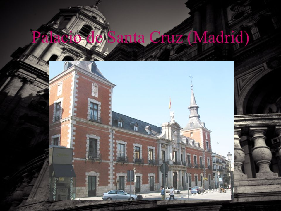 Palacio de Santa Cruz (Madrid)
