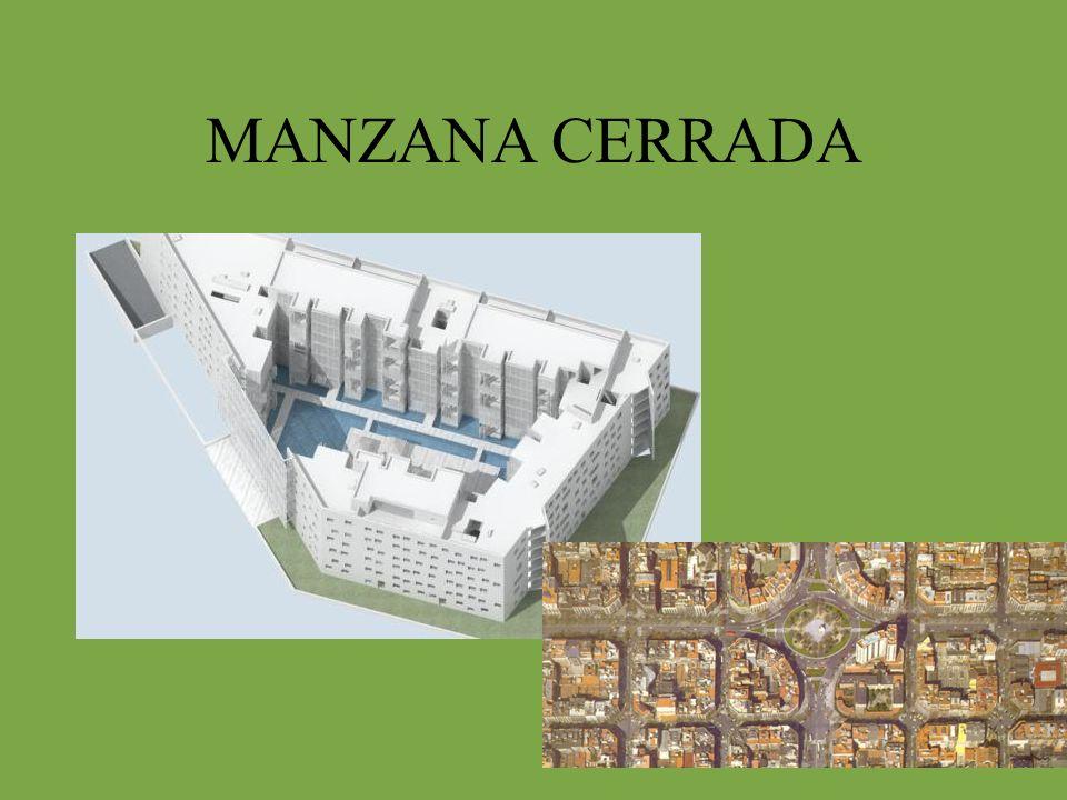 MANZANA CERRADA