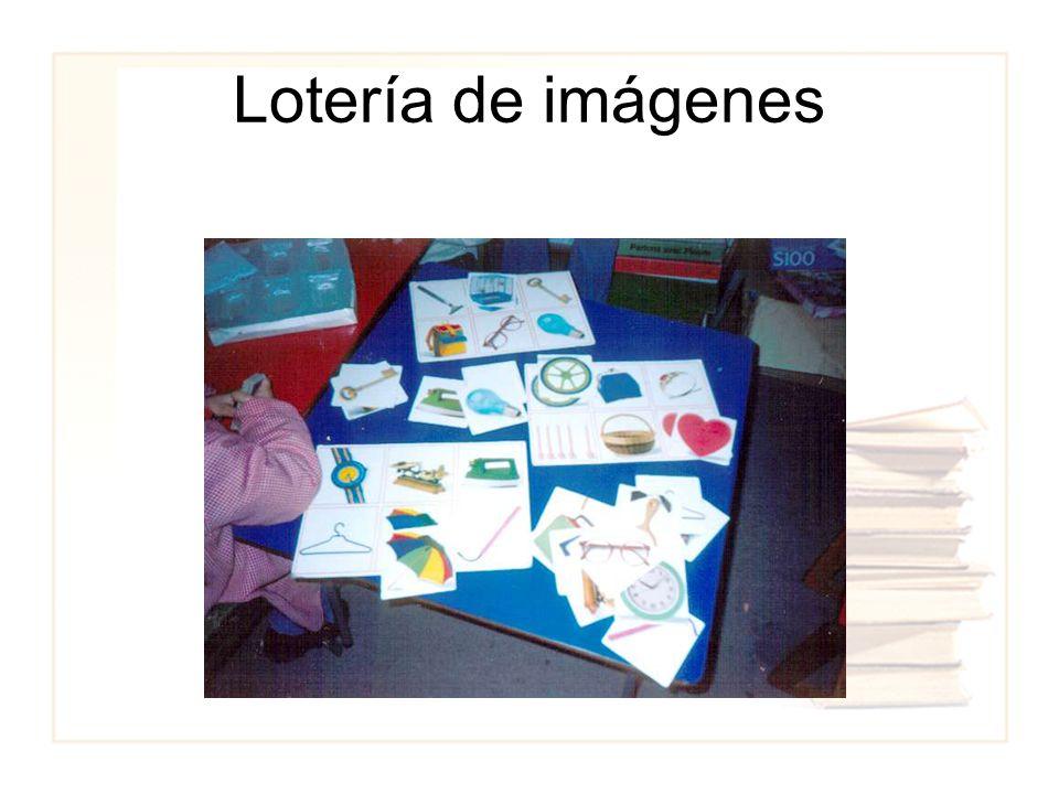 Lotería de imágenes