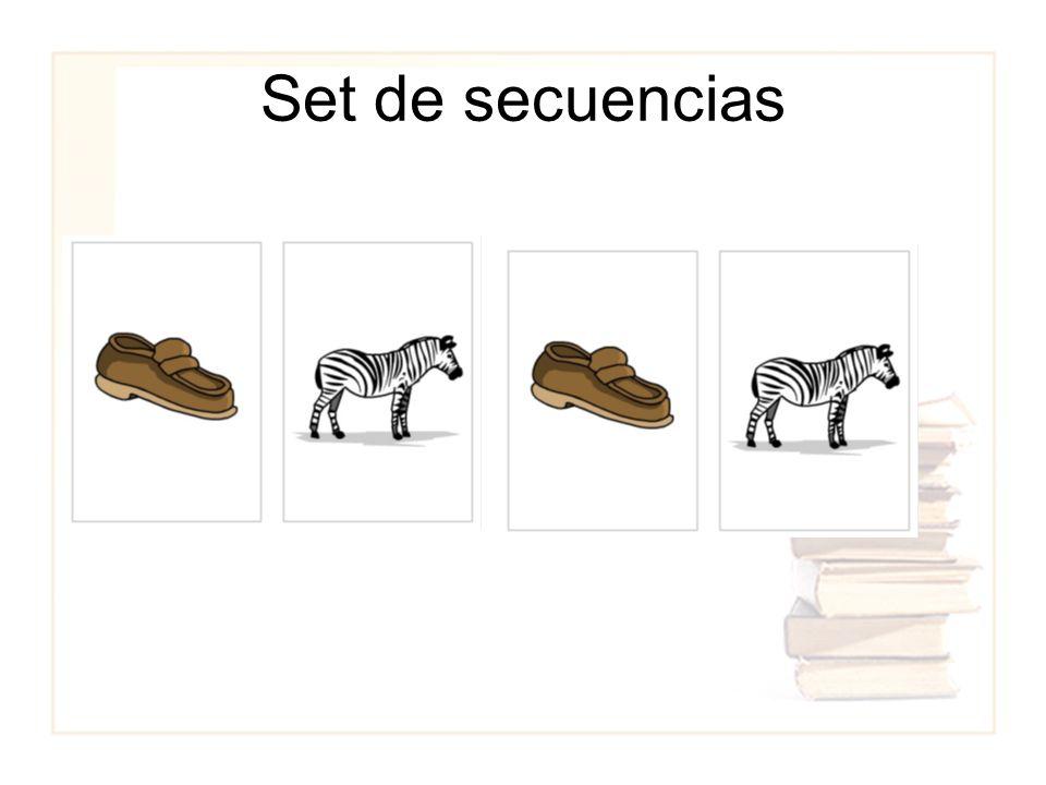 Set de secuencias