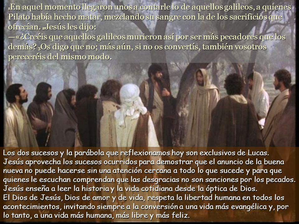 Jesús empieza a hablar un lenguaje nuevo. Hay que proclamar a todos esta buena noticia. El pueblo se ha de convertir, pero la conversión no va a consi