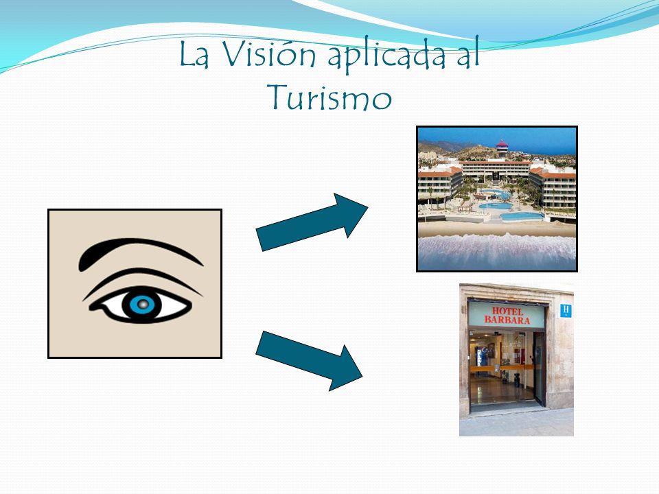La Visión aplicada al Turismo