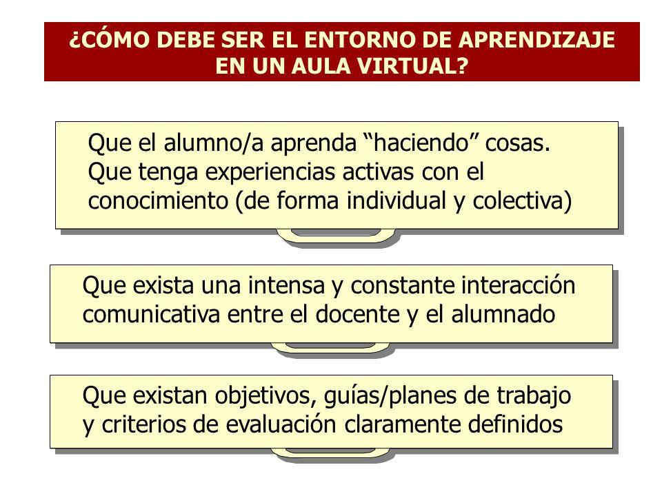 Mi aula virtual (2004-06) enseñanza semipresencial (Blended Learning) 60% de tiempo virtual, 40% tiempo presencial MOODLE versión 1.6.2 http://www.campusvirtual.ull.es