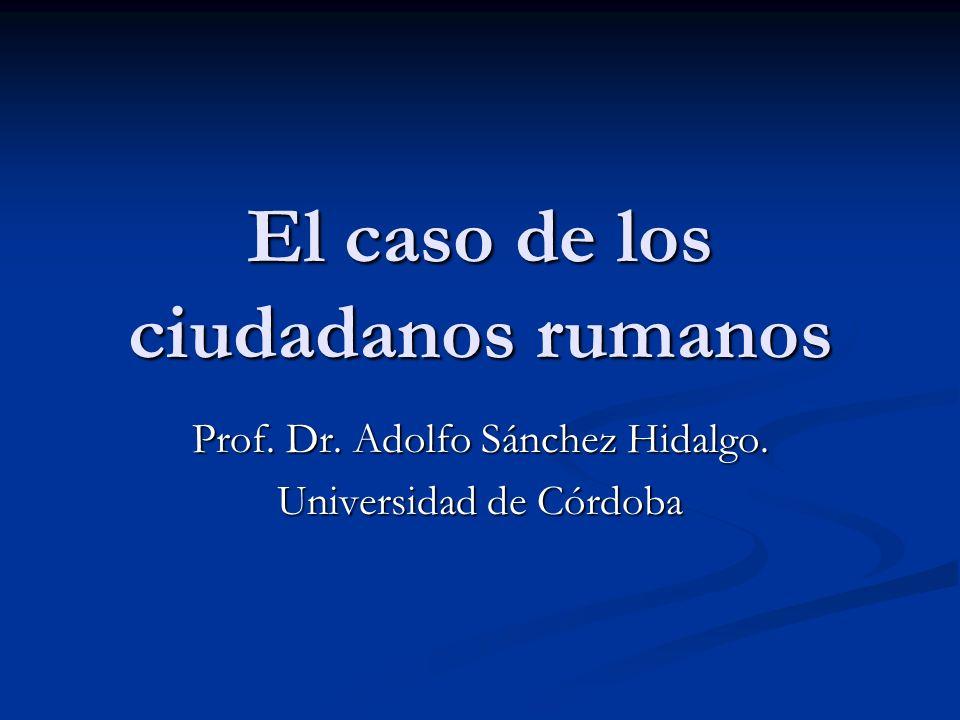 Muchas gracias por su atención Adolfo Jorge Sánchez Hidalgo. ji2sahia@uco.es