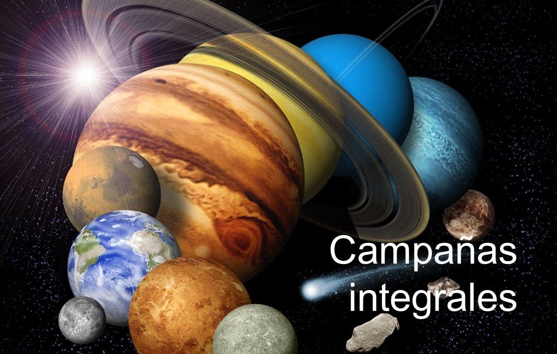 Campañas integrales