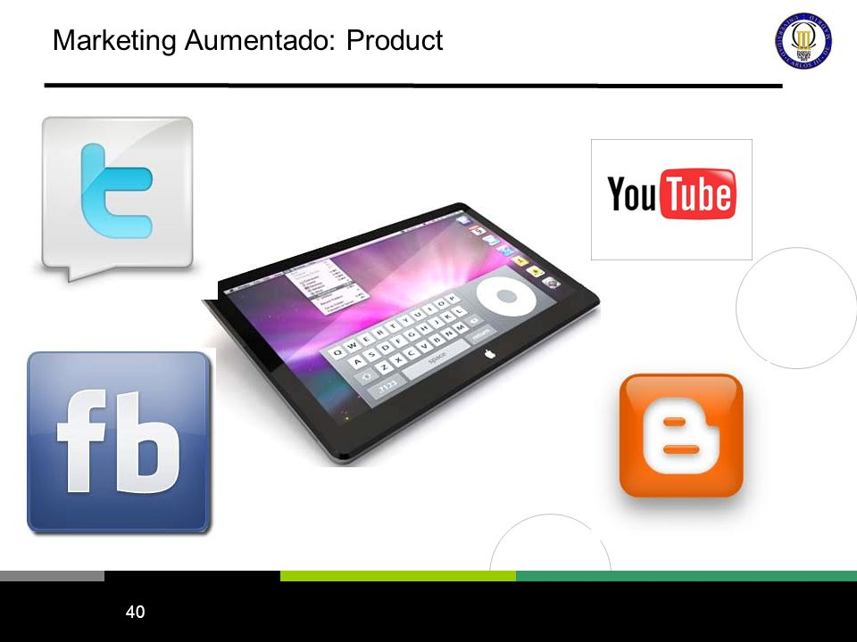 40 Marketing Aumentado: Product