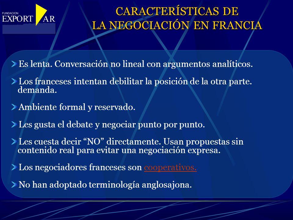 ESTRATEGIAS DE NEGOCIACIÓN Citar estudios al introducir nuevo producto.