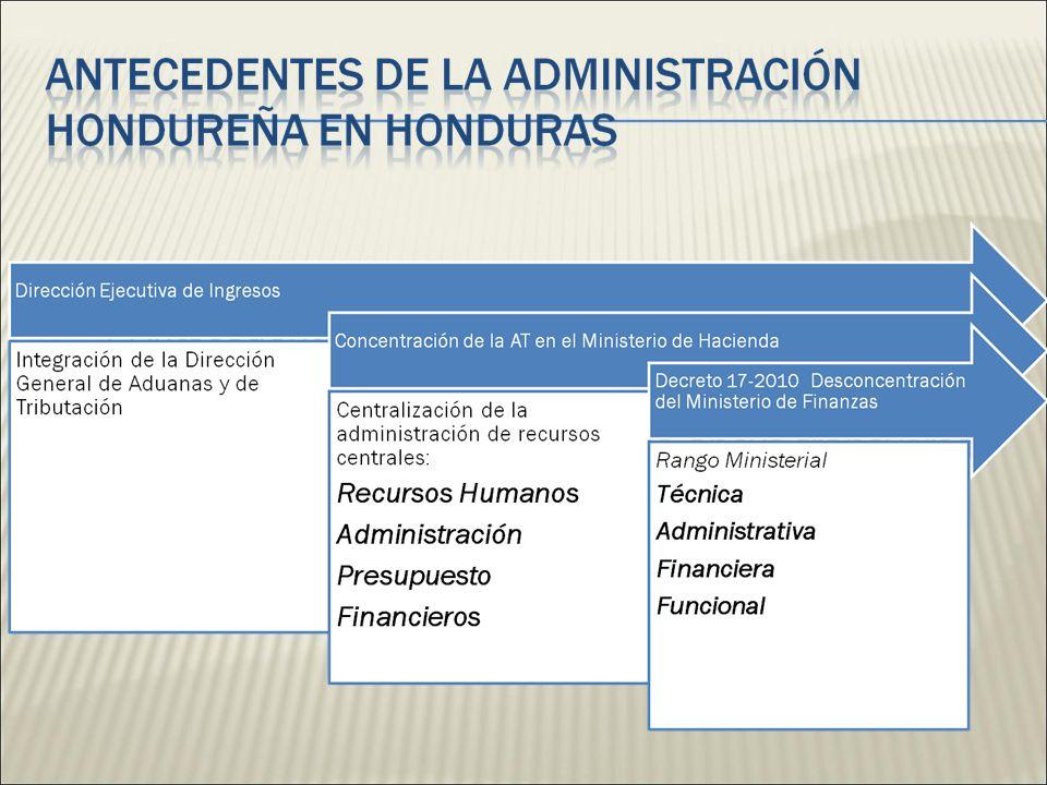 Grandes Contribuyentes Aduanas Profesionalización de RRHH Combate a la corrupción