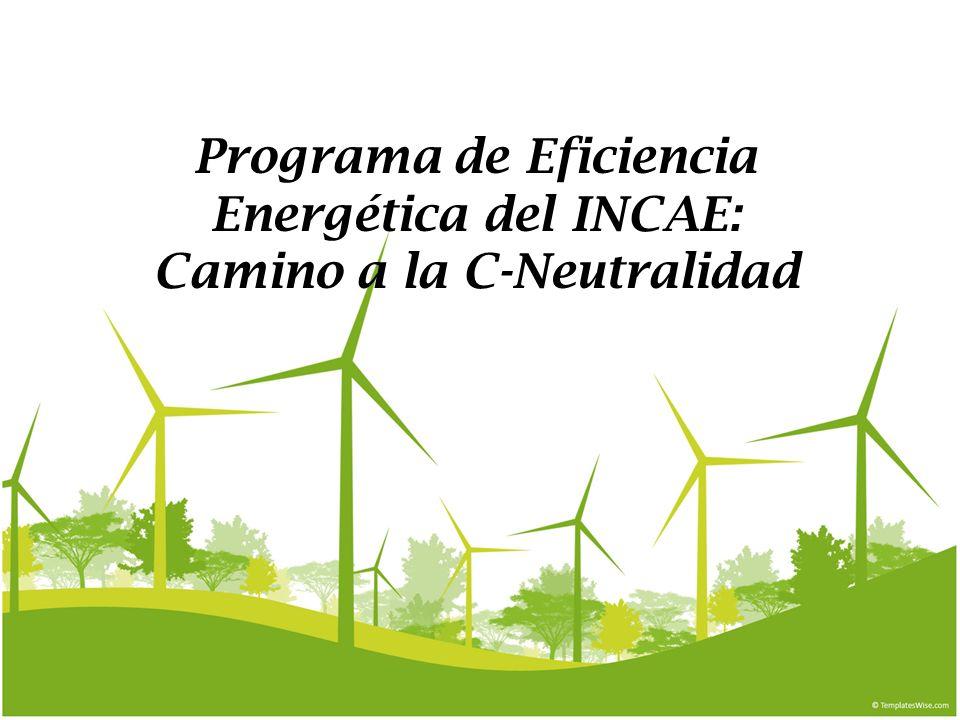 Programa de Eficiencia Energética del INCAE: Camino a la C-Neutralidad