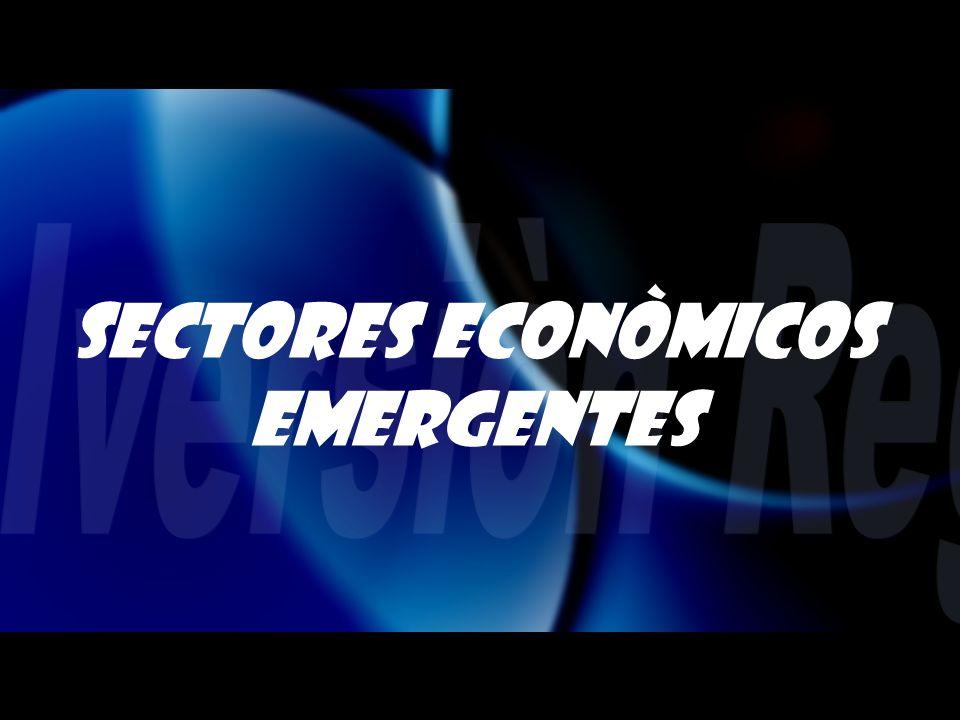 SECTORES ECONÒMICOS EMERGENTES
