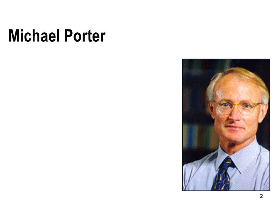 2 Michael Porter