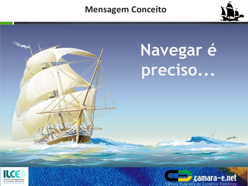 Mensagem Conceito Navegar é preciso... 24