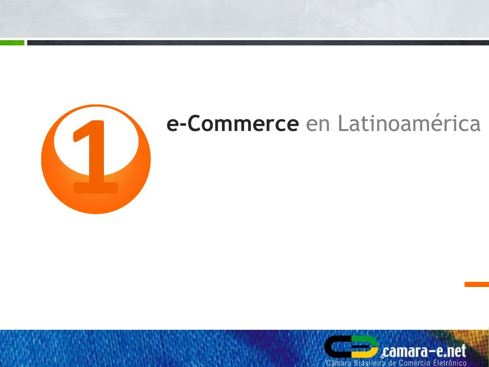 e-Commerce en Latinoamérica 1 4