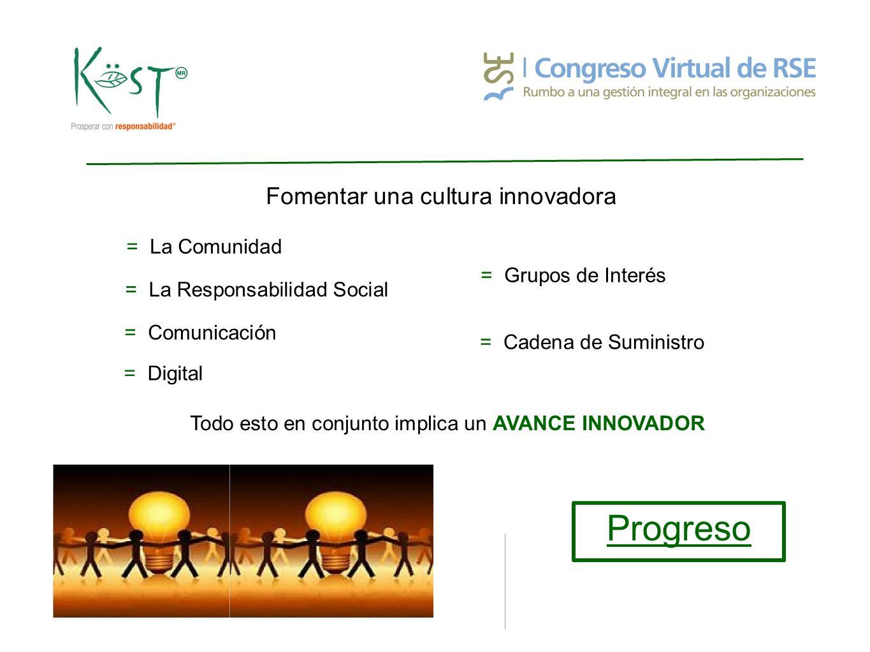 Empresas Innovación dentro de sus diversas áreas Nueva visión * Empleados – Creatividad – Competitividad * Líderes innovadores – Creación de Valor Especialización