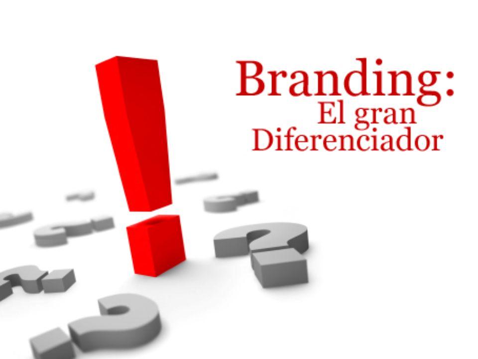 El Branding existe en nuestra vida cotidiana: convivimos con las marcas a diario.