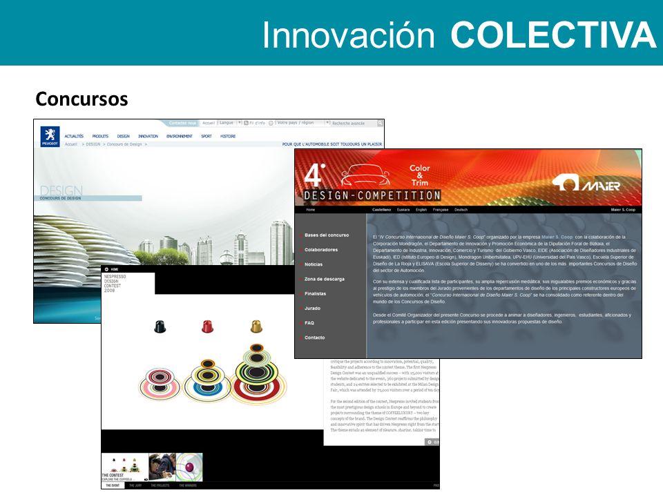 Innovación COLECTIVA Concursos