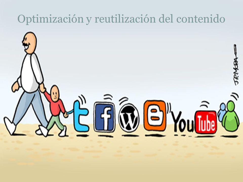Optimización y reutilización del contenido