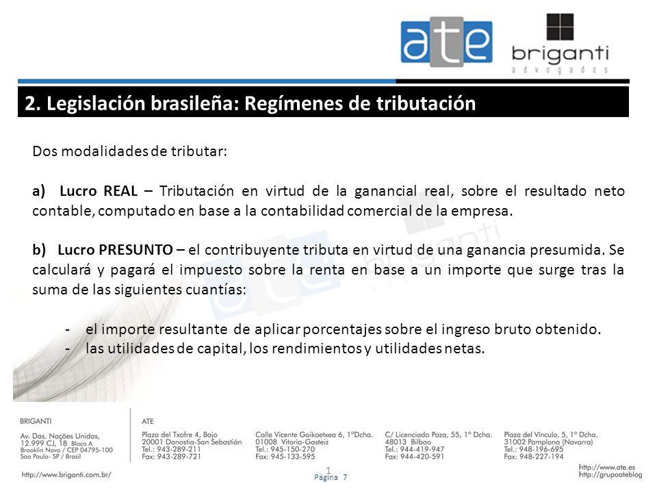 6.- Soluciones a la doble Imposición Internacional Método de imputación.