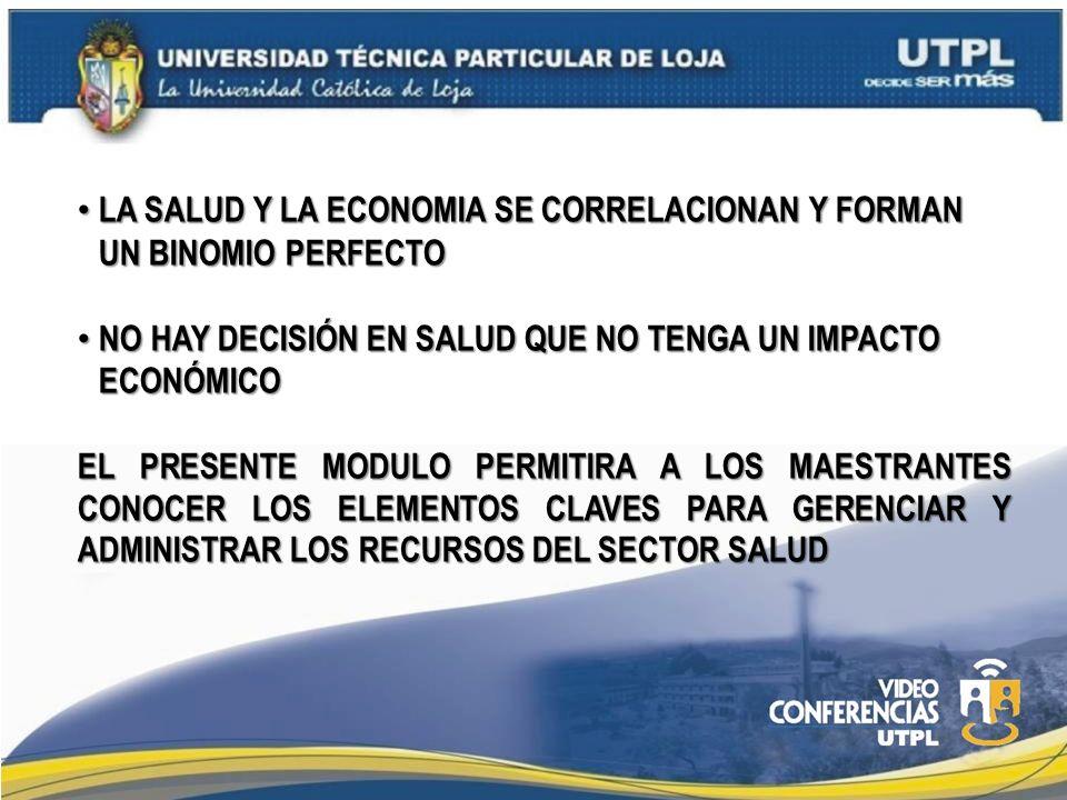 CONTENIDO DEL MÓDULO.UNIDAD 1. ASPECTOS CONCEPTUALES BÁSICOS UNIDAD 2.