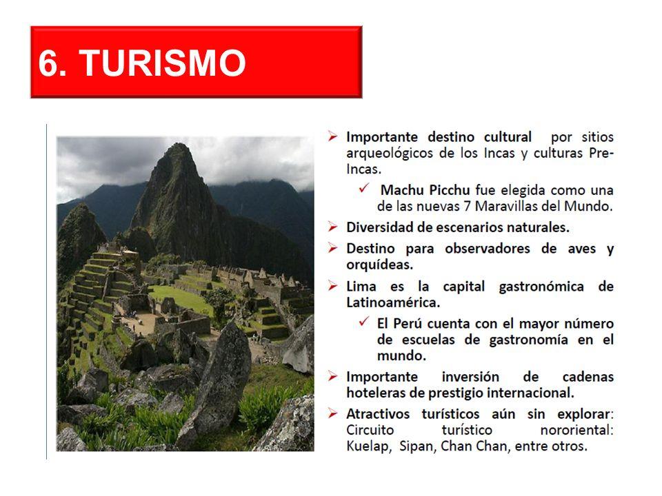 6. TURISMO